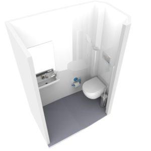 Pyrite WC angled