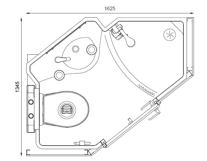 Baudet Uk Mini Bathroom Pods Manufacturer Quartz Model